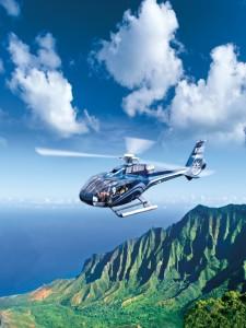Kauai Bali Hai with Blue Hawaiian Helicopter