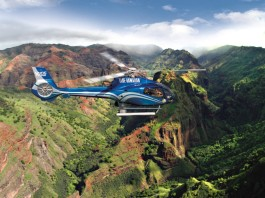 Waimea Canyon Amazing by Helicopter