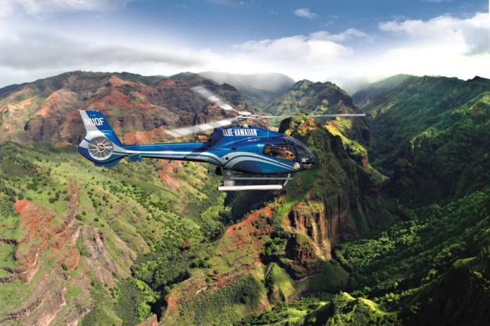 Waimea Canyon Amazing by Helicopter