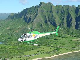 makani kai helicopter