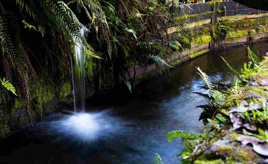 Irrigation Flumes Big Island