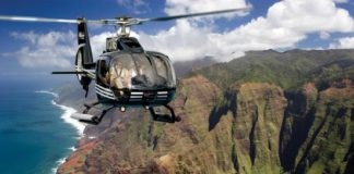 Sunshine Helicopters Hawaii
