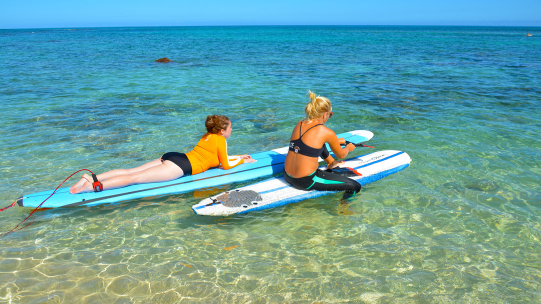 North Shore Surf Girls The Best Way To Learn To Surf